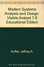 9780131454651: Modern Systems Analysis and Design: Visible Analyst 7.6 Educational Edition