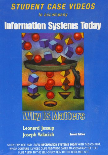 9780131454897: Information Systems Today