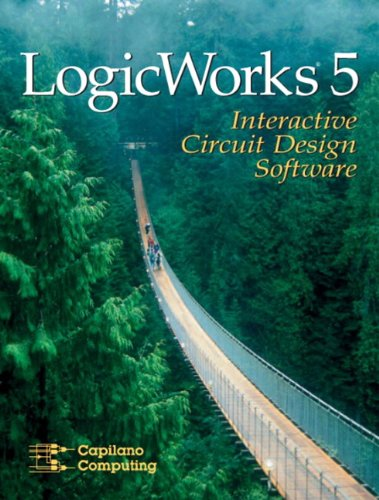 9780131456587: Logicworks 5: Interactive Circuit Design Software