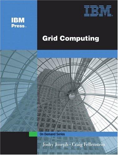 9780131456600: Grid Computing