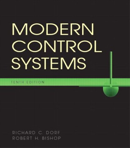 9780131457331: Modern Control Systems: United States Edition
