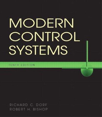 9780131457331: Modern Control Systems (10th Edition)