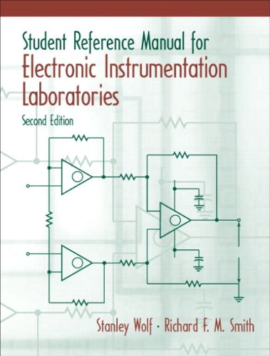 9780131457751: Student Reference Manual for Electronic Instrumentation Laboratories + Labview Student Package (2nd Edition)