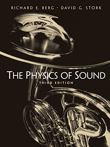 9780131457898: The Physics of Sound, 3rd Edition