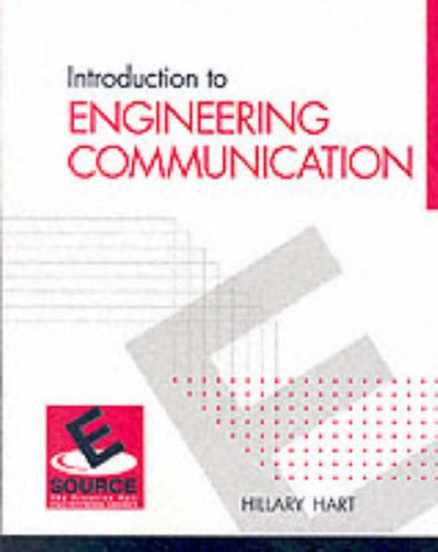 9780131461024: Introduction to Engineering Communication (ESource Series)