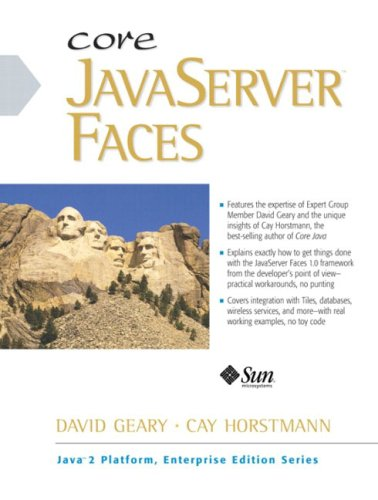 9780131463059: Core JavaServer Faces (Sun Microsystems Press Java Series)