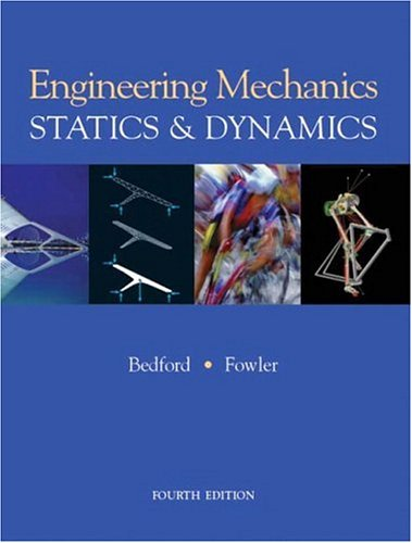 9780131463295: Engineering Mechanics - Statics and Dynamics (4th Edition)