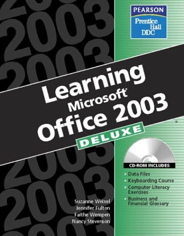 9780131464308: Learning Office 2003: Deluxe Edition