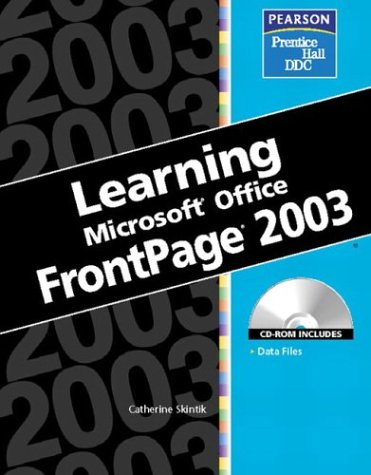 9780131464520: Learning: Microsoft FrontPage 2003
