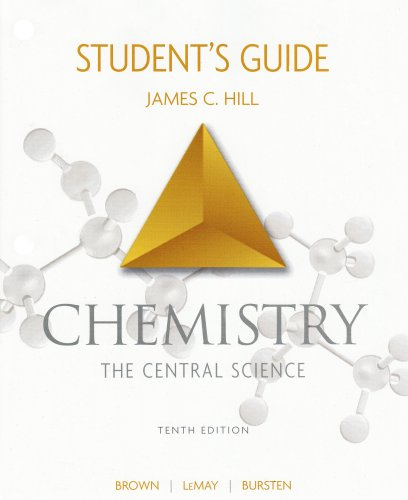 9780131464841: Student's Guide, Chemistry: The Central Science