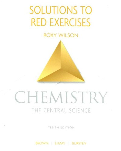 9780131464865: Solutions to Red Exercises