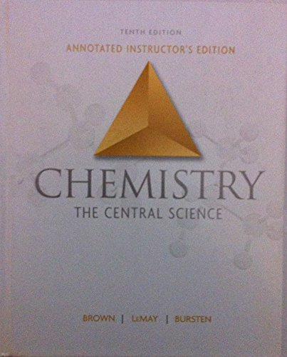 9780131464896: Chemistry Teacher's Edition: The Central Science