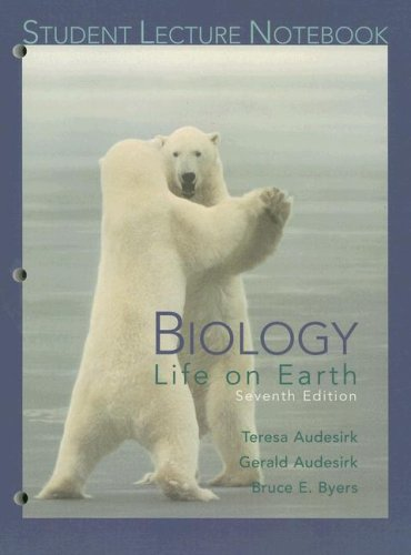 9780131465374: Biology: Life on Earth: Student Lecture Notebook