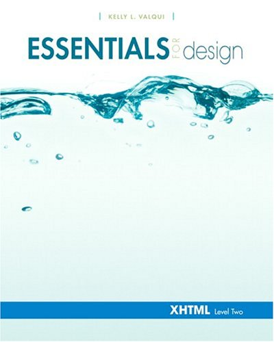 9780131466449: Essentials for Design XHTML: Level 2