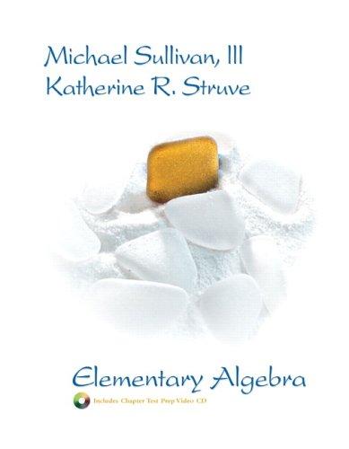 9780131467668: Elementary Algebra