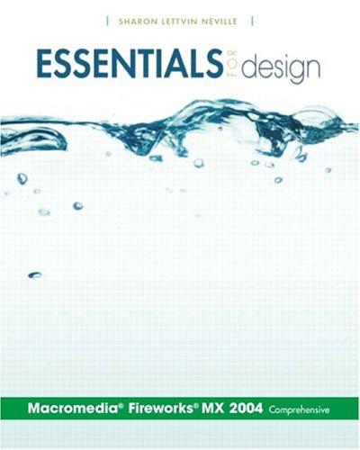 9780131468450: Essentials for Design Macromedia Fireworks MX 2004-Comprehensive