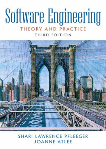 9780131469136: Software Engineering (3rd Edition)