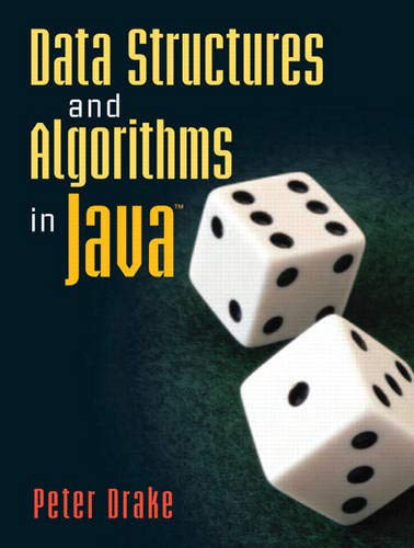 9780131469143: Data Structures and Algorithms in Java