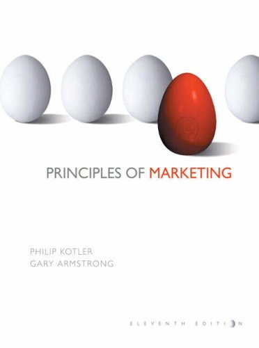 Principles Of Marketing 11th Edition: Philip Kotler