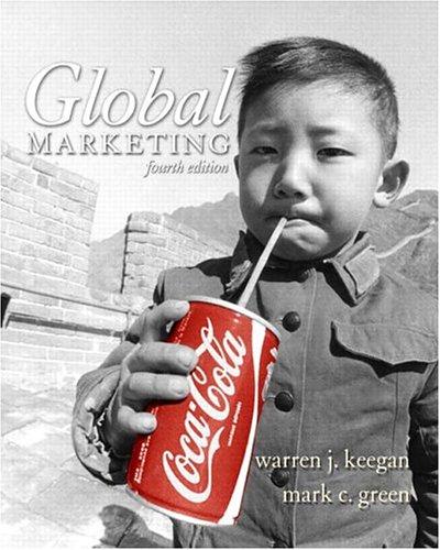 9780131469198: Global Marketing (4th Edition)