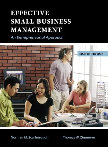 9780131469846: Effective Small Business Management (8th Edition)