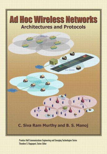 9780131470231: Ad Hoc Wireless Networks: Architectures and Protocols (Prentice Hall Communications Engineering and Emerging Techno)