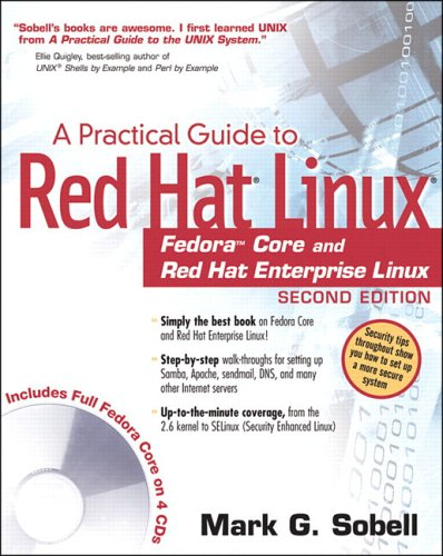 9780131470248: Practical Guide to Red Hat® Linux®: Fedora™ Core and Red Hat Enterprise Linux, A (2nd Edition)