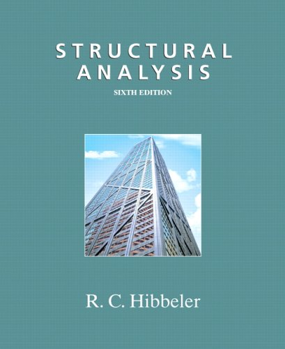 Structural Analysis (6th Edition): Russell C. Hibbeler