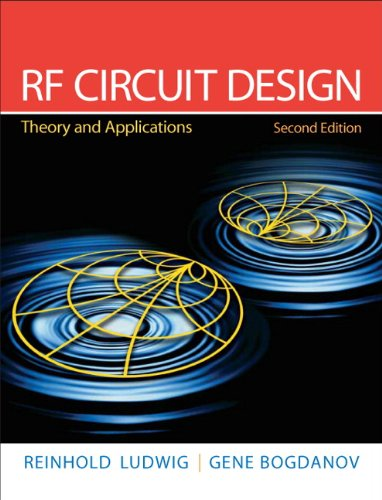 9780131471375: RF Circuit Design: Theory & Applications (2nd Edition)