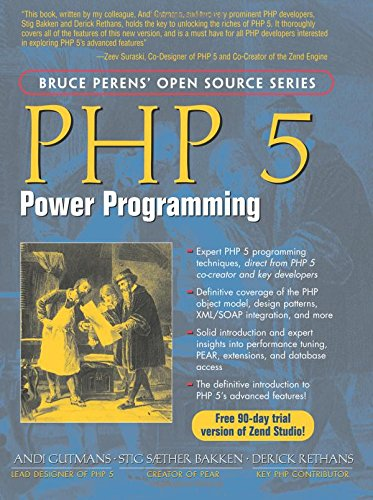 9780131471498: PHP 5 Power Programming (Bruce Perens' Open Source)