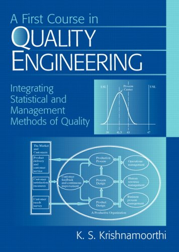 9780131472013: First Course in Quality Engineering