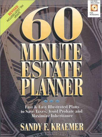 9780131473232: 60 Minute Estate Planner: Fast & Easy Illustrated Plans to Save Taxes, Avoid Probate and Maximize Inheritance