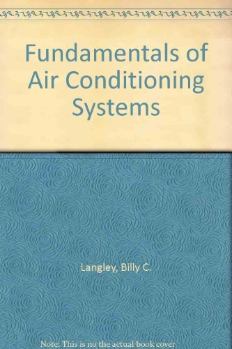 9780131474222: Fundamentals of Air Conditioning Systems