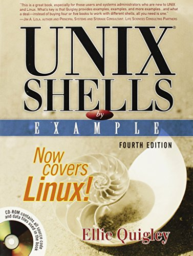 9780131475724: UNIX Shells by Example