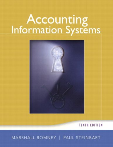 9780131475915: Accounting Information Systems (10th Edition)