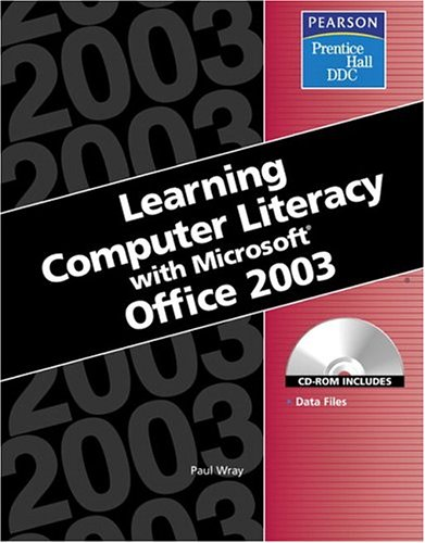 ms office 2003 learning book pdf