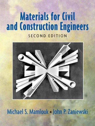 9780131477148: Materials for Civil and Construction Engineers