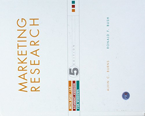 9780131477308: Marketing Research without SPSS (5th Edition)