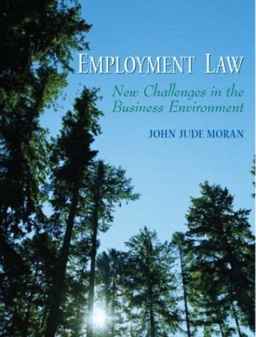 9780131477353: Employment Law (3rd Edition)