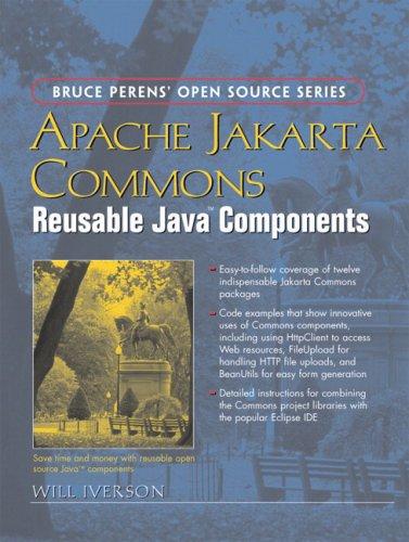 9780131478305: Apache Jakarta Commons: Reusable Java(TM) Components