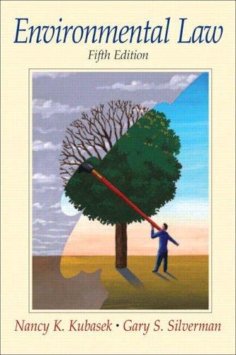 9780131479210: Environmental Law (5th Edition)