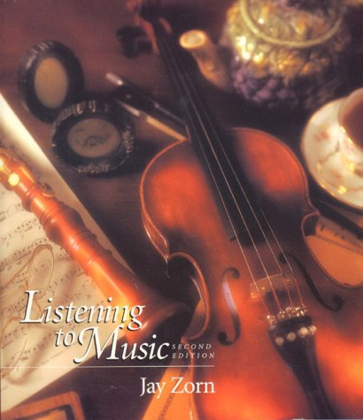 9780131479500: Listening to Music