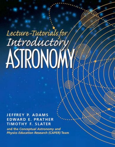 9780131479975: Lecture Tutorials for Introductory Astronomy (Educational Innovation-Astronomy)