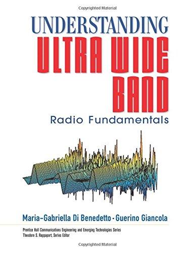 9780131480032: Understanding Ultra Wide Band Radio Fundamentals