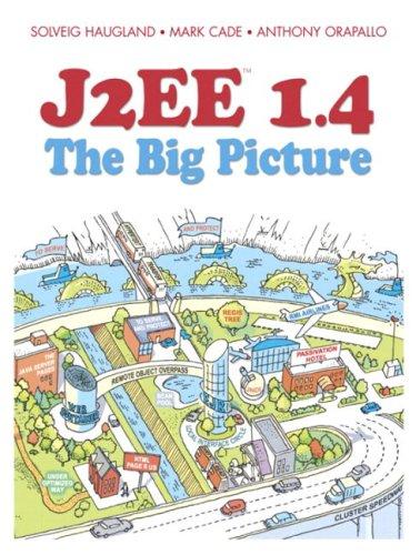 9780131480100: J2EE 1.4: Big Picture
