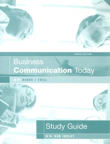 9780131480889: Business Communication Today Eighth Edition