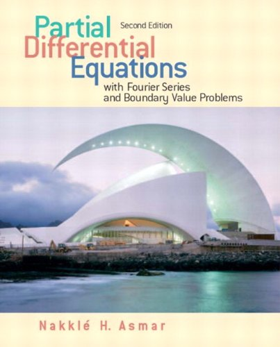 9780131480964: Partial Differential Equations and Boundary Value Problems with Fourier Series:United States Edition