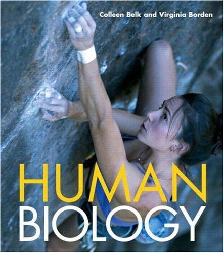 9780131481244: Human Biology
