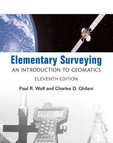 9780131481893: Elementary Surveying: An Introduction to Geomatics