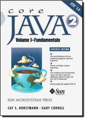 9780131482029: 1: Core Java 2, Volume I--Fundamentals: Fundamentals v. 1 (Core Series)
